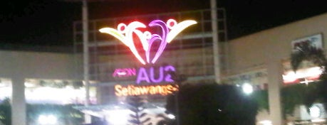 AEON AU2 (Setiawangsa) Shopping Centre is one of Shopping Mall..
