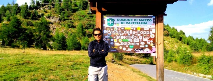 Passo Del Mortirolo is one of Pro-Cycling UCI World Tour 2012.