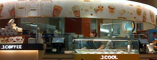 J.CO Donuts & Coffee is one of Medan culinary spot.