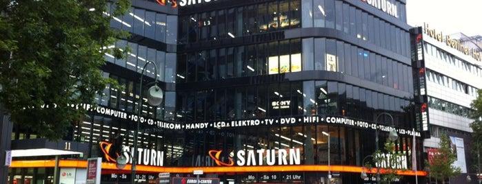 Saturn is one of Berlin.