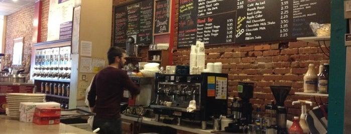 Lakota Coffee Company is one of CoMO Foodie Musts.