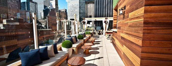 Haven at the Sanctuary Hotel is one of USA NYC MAN Midtown West.