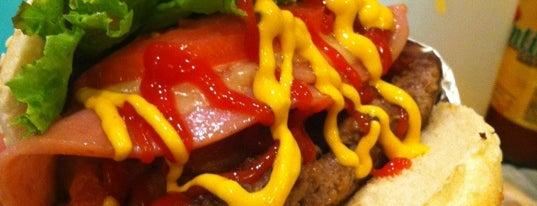 Antonio's Burger is one of Df.