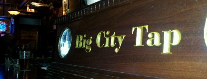 Big City Tap is one of Chicago.