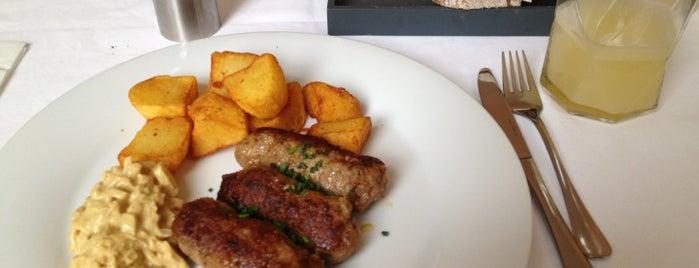 Woracziczky Gasthaus is one of Food & Fun - Vienna, Graz & Salzburg.