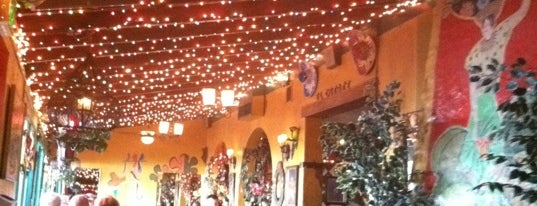 El Coyote is one of Los Angeles Restaurants.