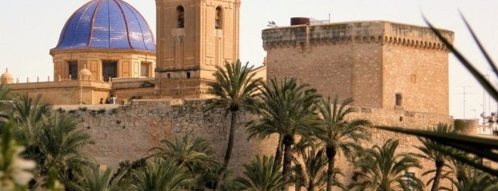 Elche | Elx is one of Lugares.