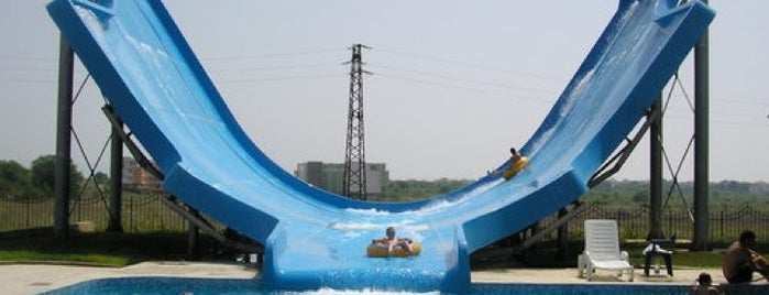 Action Aquapark is one of Bulgaria.