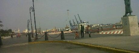 Malecón de Veracruz is one of Veracruz.