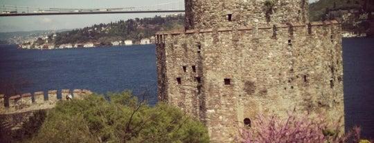 Rumeli Hisarı is one of Tarih/Kültür (Marmara).