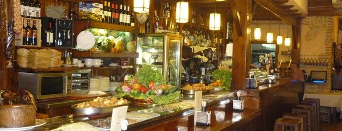 Taverna del Racó del Plà is one of Restaurantes!!.