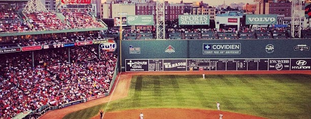 Fenway Park is one of Nearby Neighborhoods: Kenmore Square and Fenway.
