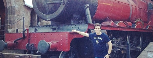 Hogwarts Express – Hogsmeade Station is one of Florida Trip '12.