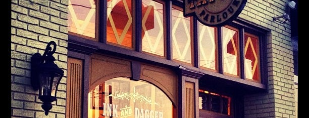 Ink and Dagger Tattoo Parlour is one of The Only List You'll Need - ATL.