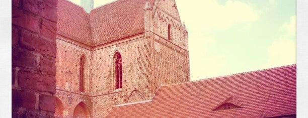 Zisterzienserkloster Chorin is one of Brandenburg Blog.