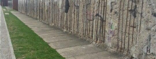 Gedenkstätte Berliner Mauer | Berlin Wall Memorial is one of Berlin / Germany.