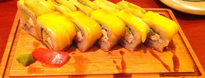 Mr. Sushi bluebamboo is one of ASIATICA.
