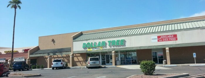 Dollar Tree is one of Best Places to Shop.