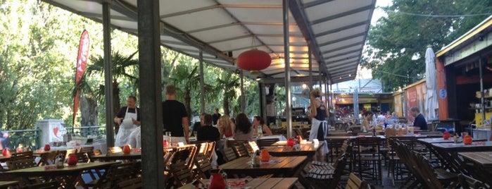 Summerstage is one of Vienna.