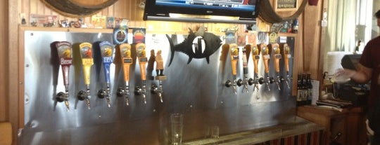 Cape Ann Brewing Company is one of Brewpubs - New England.