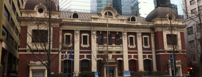 Korean Early Modern Architectural Heritage