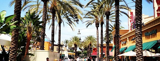 Irvine Spectrum Center is one of List 2.