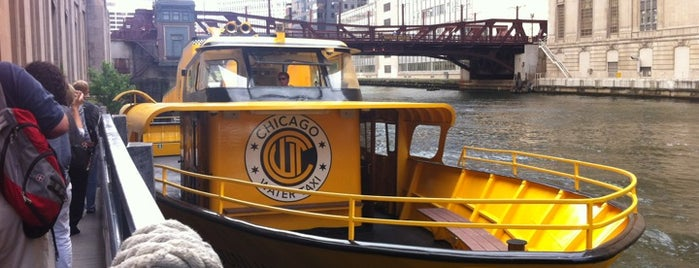 Chicago Water Taxi (Madison) is one of Chicago.