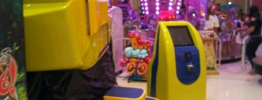 Coney Games is one of Shopping Uberaba.