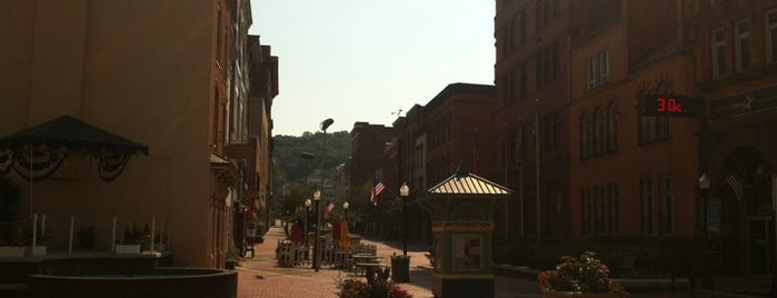 Downtown Cumberland Walking Mall is one of Cumberland, Maryland Must See & Do!.