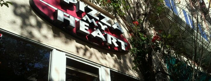 Pizza My Heart is one of Californie.