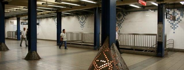 MTA Subway - F Line