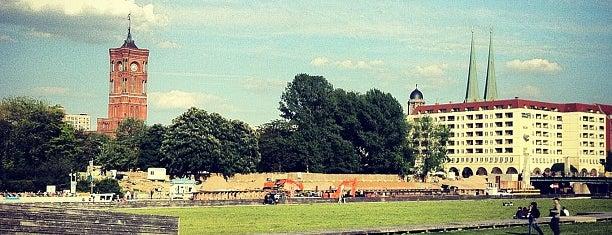 Lustgarten is one of Grün und Blau Berlin.
