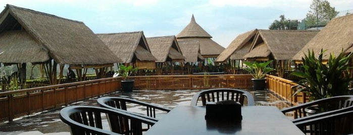 Gubug Makan Mang Engking is one of 20 favorite restaurants.
