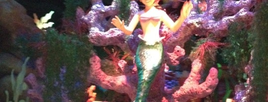 The Little Mermaid ~ Ariel's Undersea Adventure is one of Rides I Done...Rode.