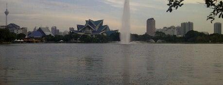 Taman Tasik Titiwangsa is one of แวะเที่ยว Kuala Lumpur, Malaysia (3).