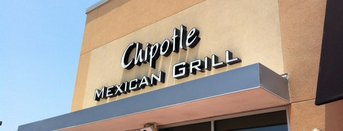 Chipotle Mexican Grill is one of Florida.