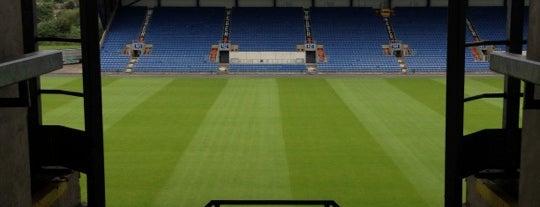 Kassam Stadium is one of UK & Ireland Pro Rugby Grounds.