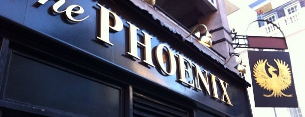 The Phoenix is one of Soho Pubs & Bars.