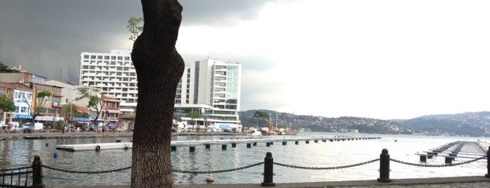 Tarabya Sahili is one of Istanbul City Guide.