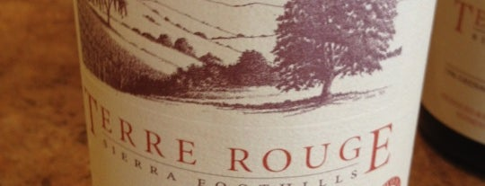 Terre Rouge is one of Beyond the Peninsula.
