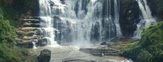 Devon Water Falls is one of Trips / Sri Lanka.