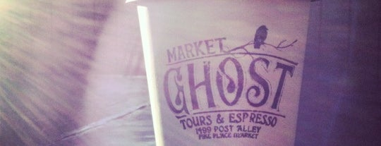 Market Ghost Tours is one of The Seattle Geek Trail.