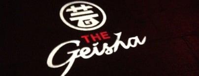The Geisha is one of Simons Shanghai List.