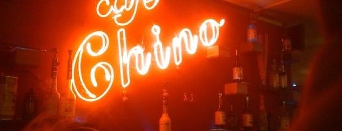 Cafe Chino is one of Gidilebilcek yerler ;).