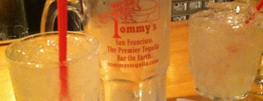 Tommy's Mexican Restaurant is one of Cocktail joints to try in SF.