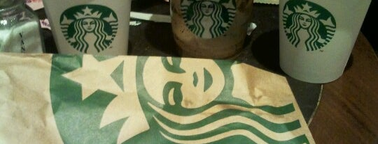 Starbucks is one of Coffee time.