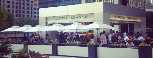 South Branch Tavern & Grille is one of CHI - Rooftops / Outdoors.