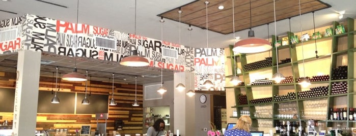 Palm Sugar is one of Peewee's Big Ass South Florida Food Adventure!.