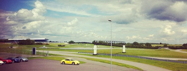 Porsche Driving Experience Centre is one of Events.