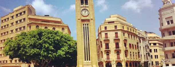 Etoile Square is one of a quick beirut guide.